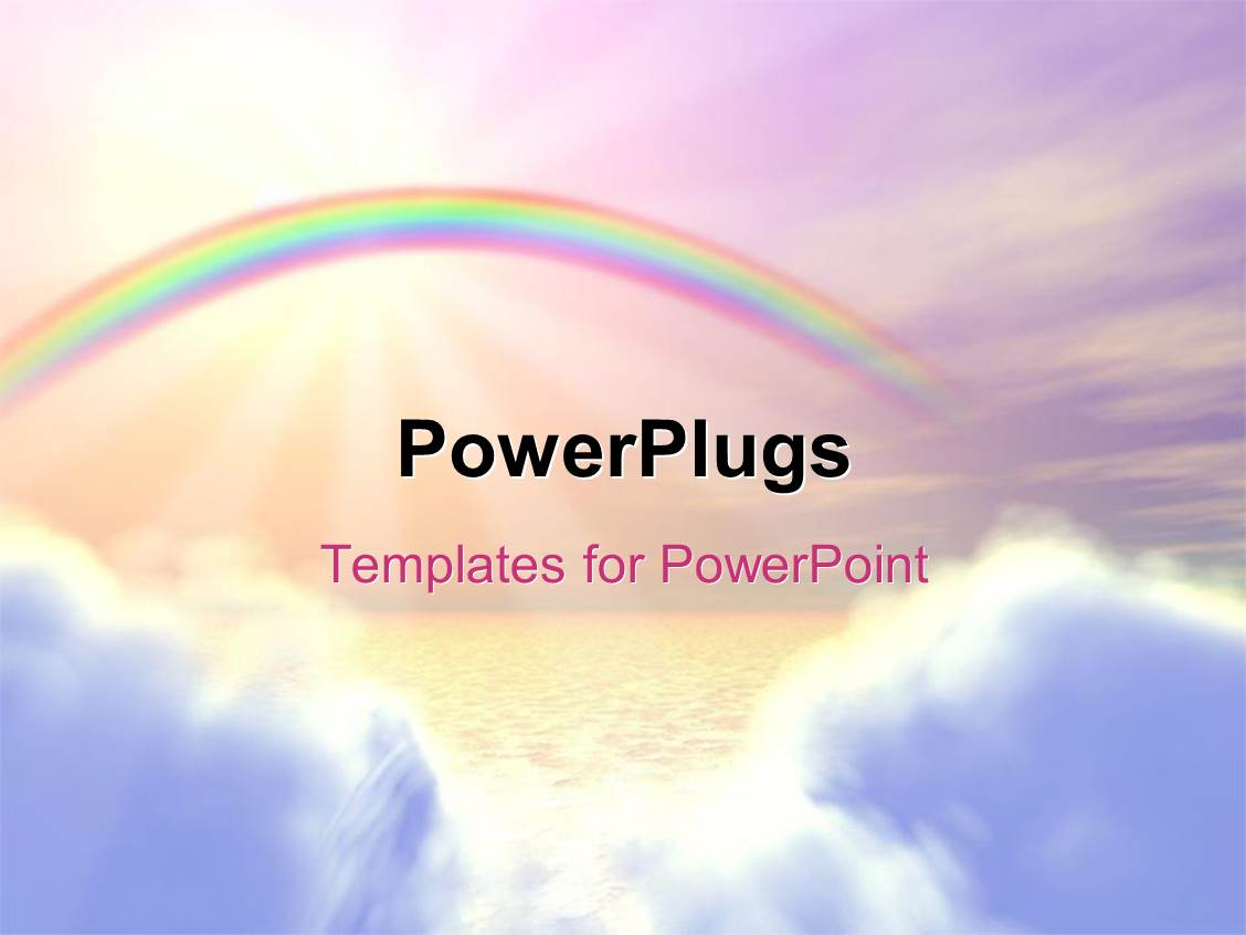 Heaven Powerpoint Templates W Heaven Themed Backgrounds