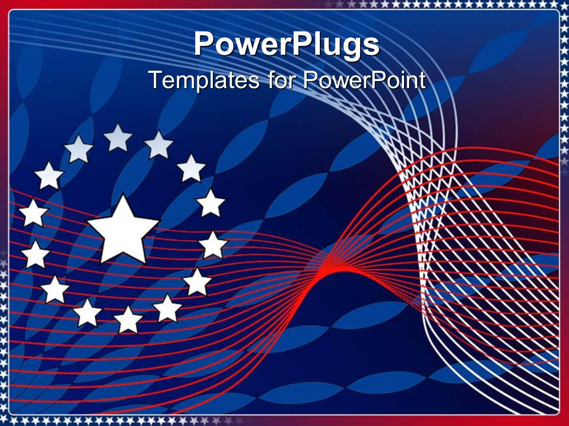 Patriotic powerpoint templates ppt themes with patriotic backgrounds ppt theme having red white and blue abstract stars and stripes template size alramifo Images