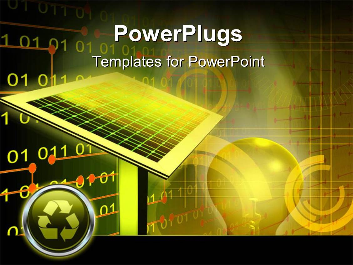 5000 solar cell powerpoint templates w solar cell themed backgrounds