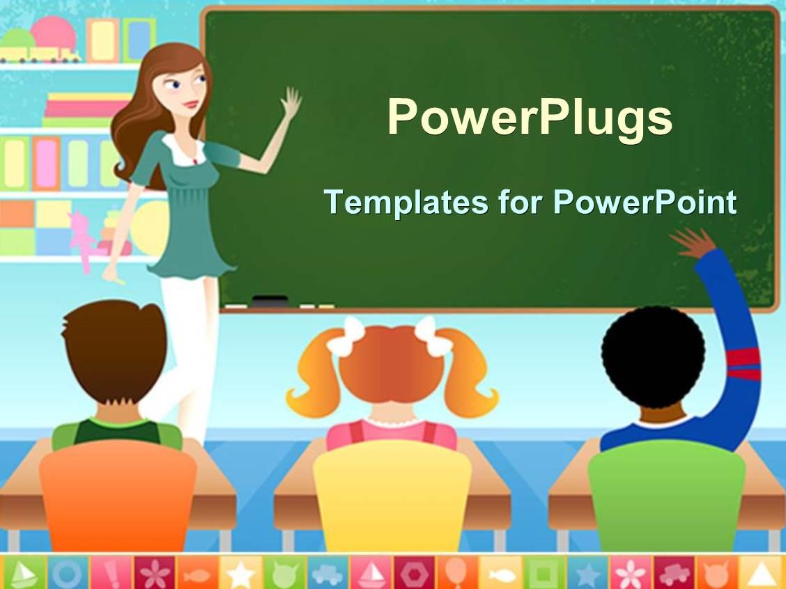 5000 Preschool Teachers Powerpoint Templates W Preschool Teachers