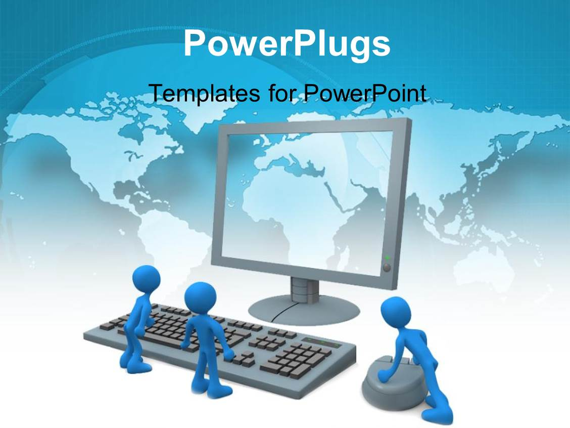 powerpoint templates computer