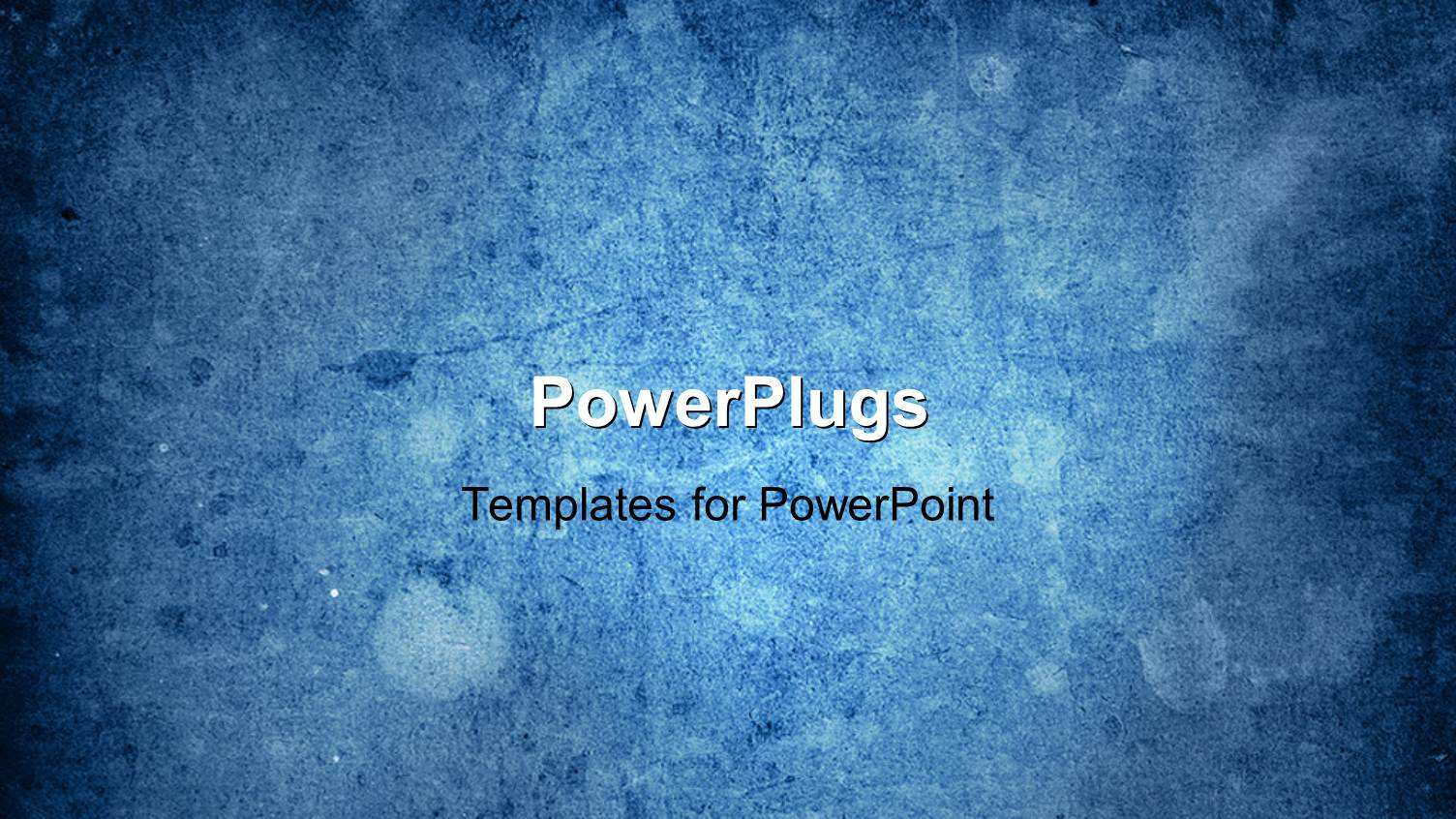 5000 Solid Colors Powerpoint Templates W Themed Wiring Ppt Electrical Template Theme Enhanced With Vintage Looking Grunge Texture Blue Background Colored