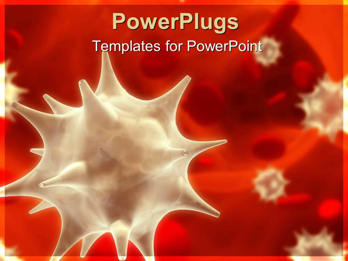 5000 Virus Powerpoint Templates W Virus Themed Backgrounds