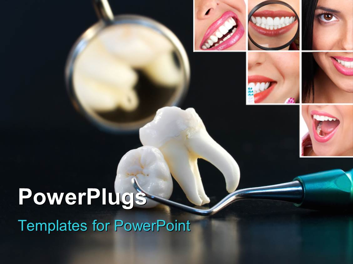Dental Powerpoint Templates W Dental Themed Backgrounds