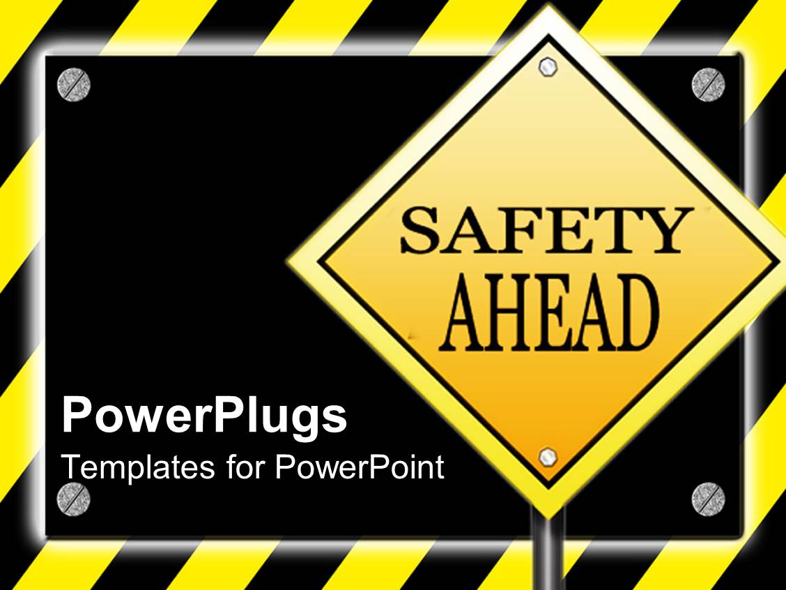 powerpoint templates safety images powerpoint template
