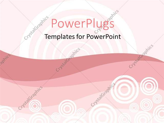 Powerpoint template abstract design representing retro theme on powerpoint template displaying abstract design representing retro theme on pink shades and white toneelgroepblik Choice Image