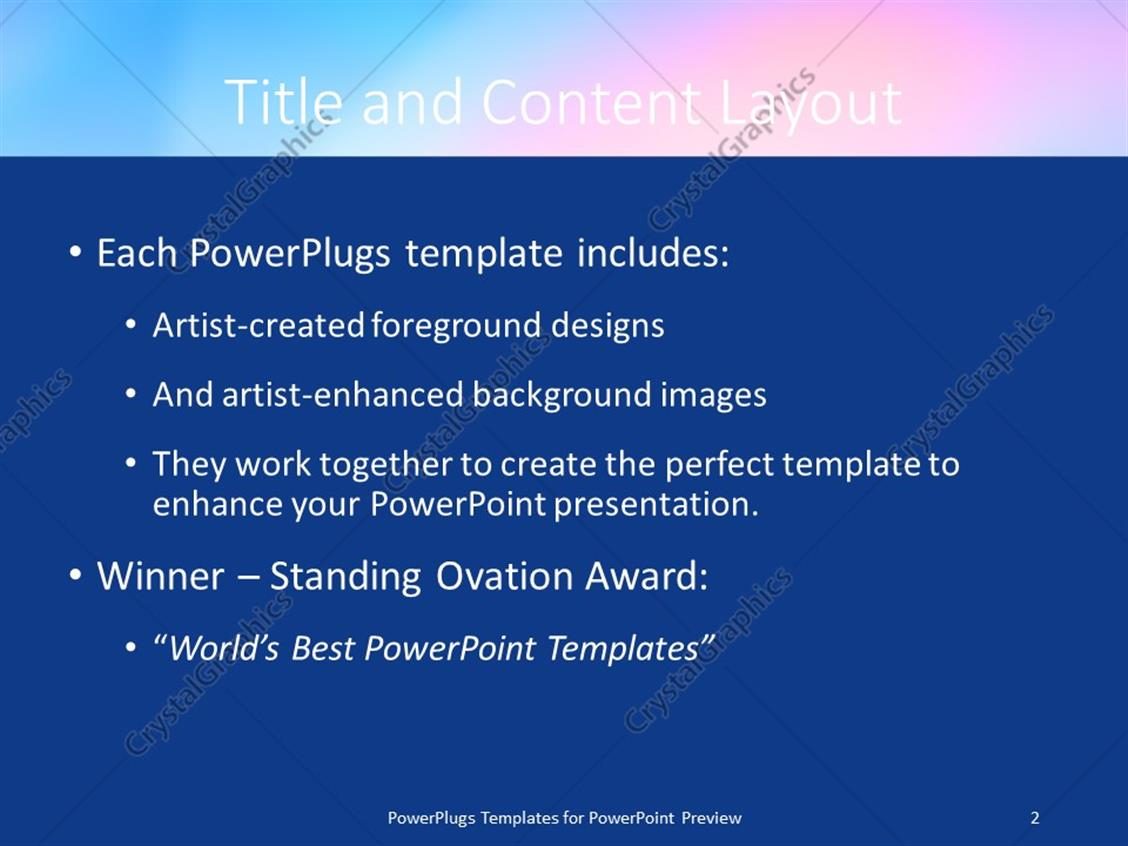 Powerpoint template abstract elegant smooth blue background design powerpoint products templates secure toneelgroepblik