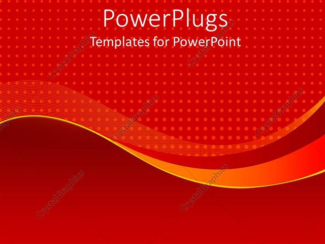 Powerpoint template an abstract of red dots on a solid red powerpoint template displaying an abstract of red dots on a solid red background toneelgroepblik Choice Image