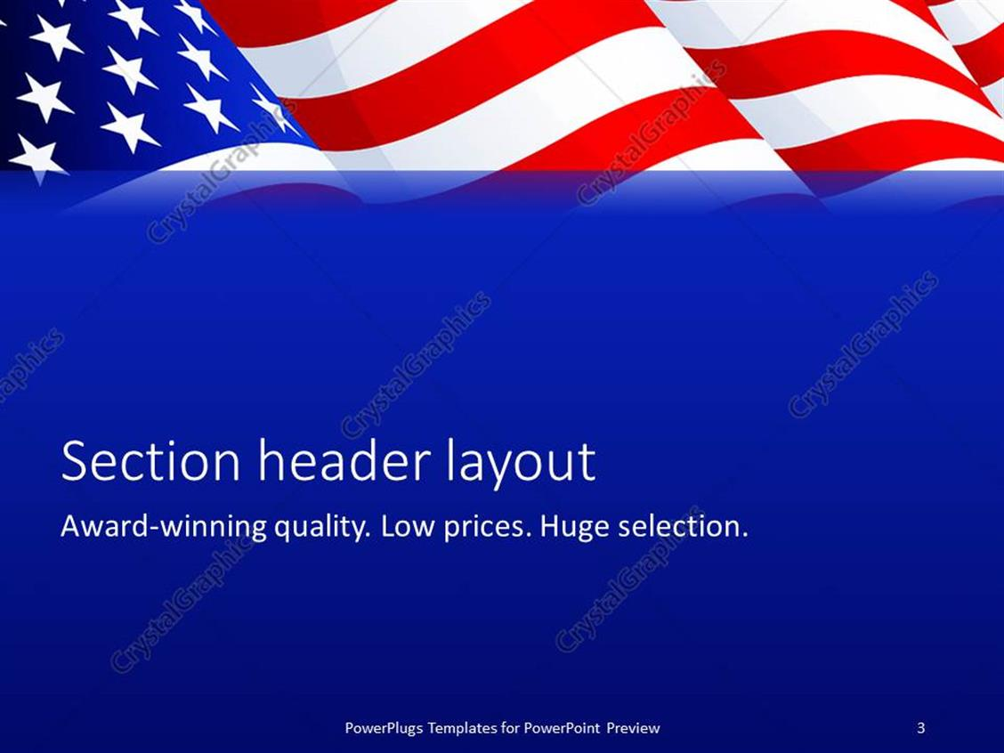 Usa powerpoint template choice image templates example free download powerpoint template american flag patriotic background with stars powerpoint products templates secure alramifo choice image alramifo Images