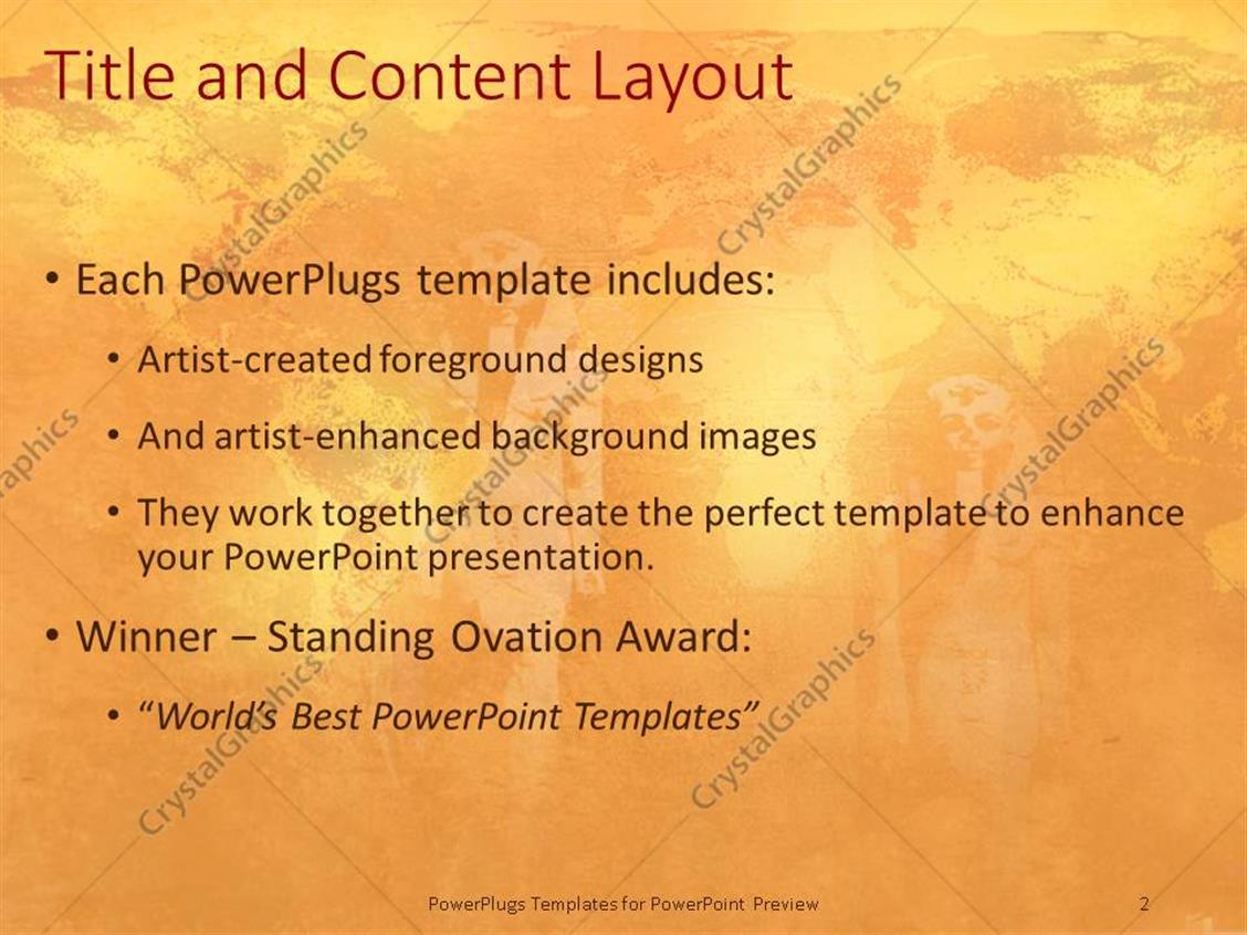 Powerpoint template ancient statues egyptian statues fading in the powerpoint products templates secure toneelgroepblik Gallery