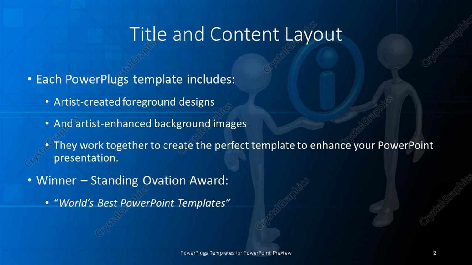 Powerpoint template animation of two adults holding a blue i powerpoint products templates secure alramifo Image collections