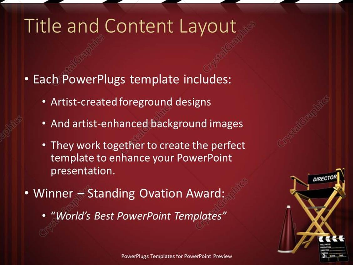 Hollywood squares powerpoint template image collections fine hollywood powerpoint template contemporary example resume powerpoint template art industry 9592 alramifo image collections toneelgroepblik Images