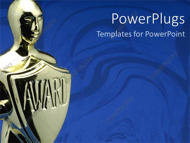 Powerpoint template award ceremony 2424 powerpoint template displaying award ceremony toneelgroepblik Choice Image