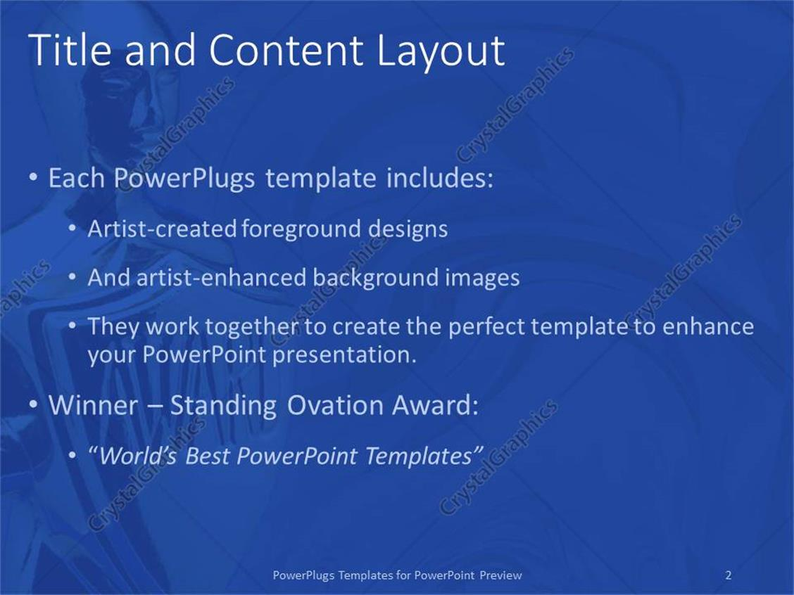 Powerpoint template award ceremony 2424 powerpoint template displaying award ceremony 93 of fortune 1000 companies use our powerpoint products templates secure toneelgroepblik Images