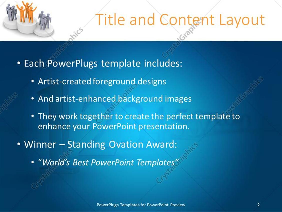 Award winning powerpoint templates gallery templates example powerpoint template award presentation on podium with winning powerpoint products templates secure standing ovation award alramifo toneelgroepblik Images