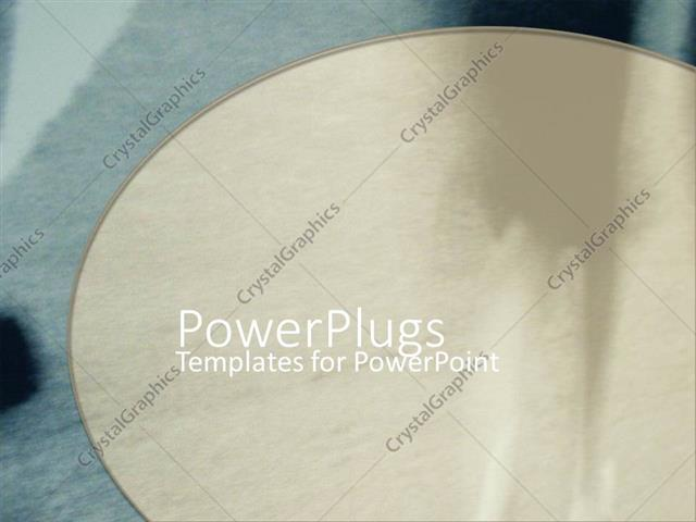 Powerpoint Template A Background Related To Rug In Grey