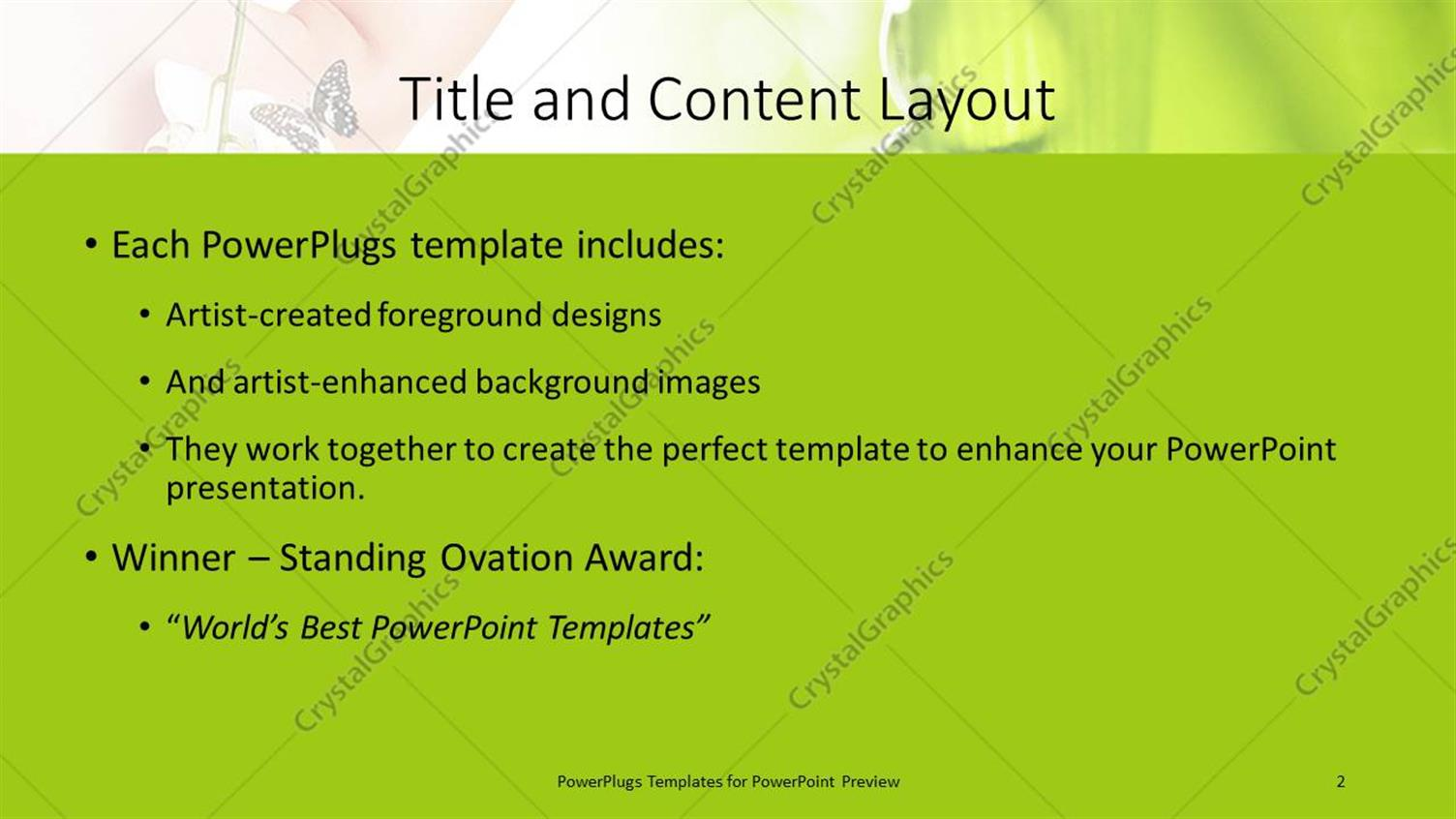 Powerpoint template a beautiful naked girl with greenish powerpoint products templates secure publicscrutiny Images