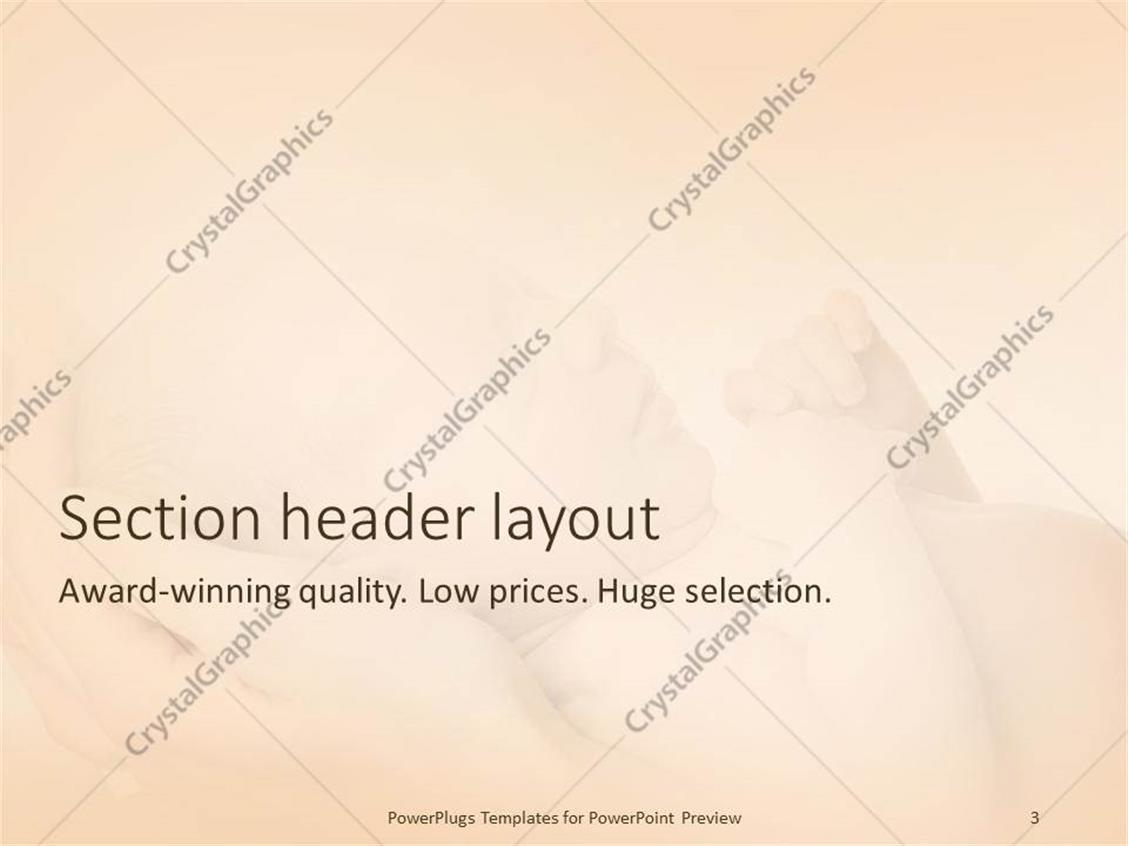 Powerpoint template beautiful new born baby in mothers hands on powerpoint products templates secure alramifo Choice Image