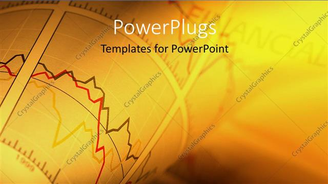 financial powerpoint template
