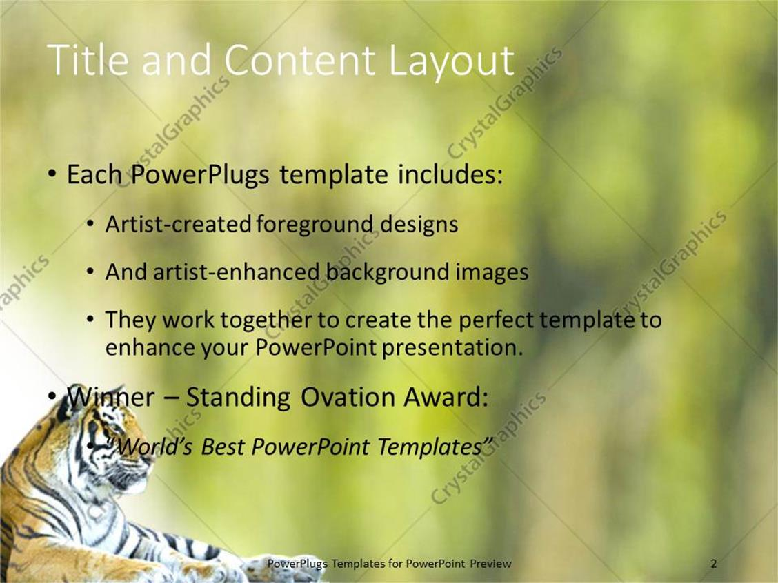 Powerpoint template beautiful tiger resting tiger at a zoo close powerpoint products templates secure toneelgroepblik Images