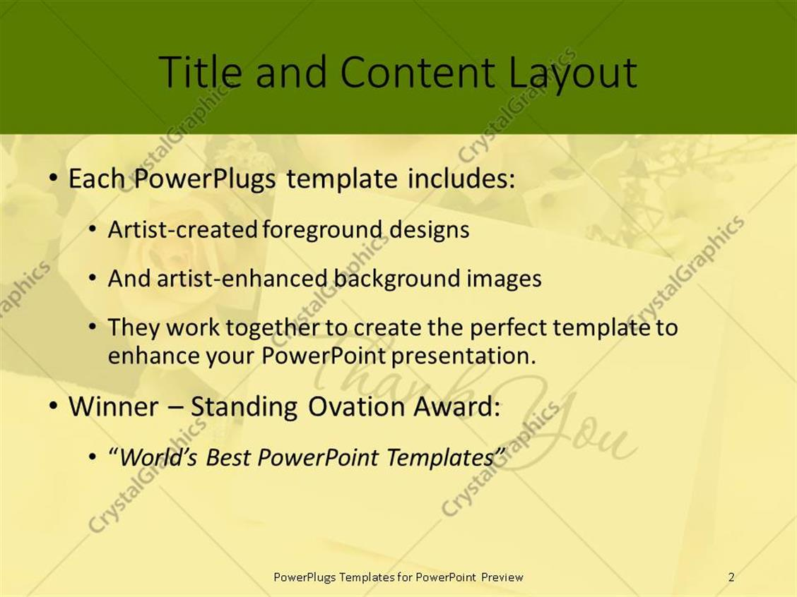 Powerpoint template bouquet of flowers with a thank you card 29332 thank you card 93 of fortune 1000 companies use our powerpoint products templates secure toneelgroepblik Gallery