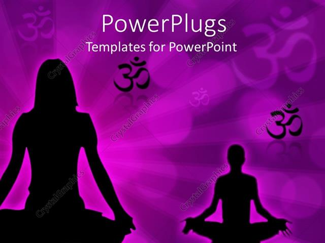 Powerpoint template a boy and a girl in yoga position with purple powerpoint template displaying a boy and a girl in yoga position with purple background toneelgroepblik