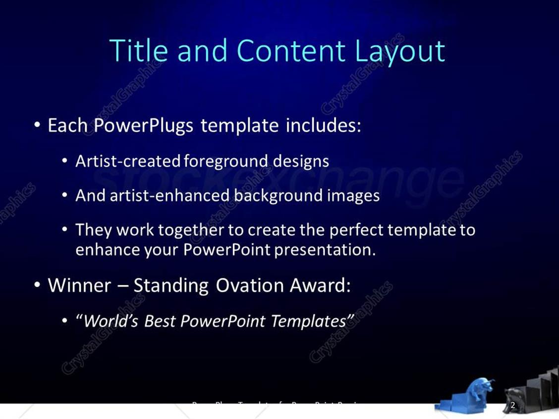Powerpoint template bulls and bear the symbols of stock exchange of fortune 1000 companies use our buycottarizona Gallery