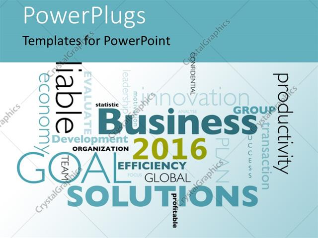 Powerpoint template business concepts with different keywords in powerpoint template displaying business concepts with different keywords in the background toneelgroepblik Image collections