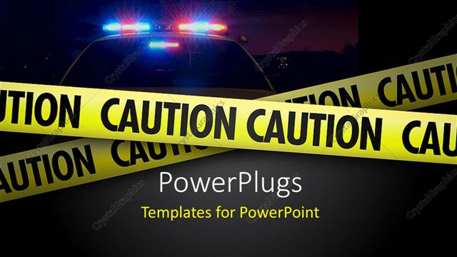 Powerpoint template a representation of a crime scene displaying powerpoint template displaying a representation of a crime scene displaying yellow caution tape toneelgroepblik Image collections