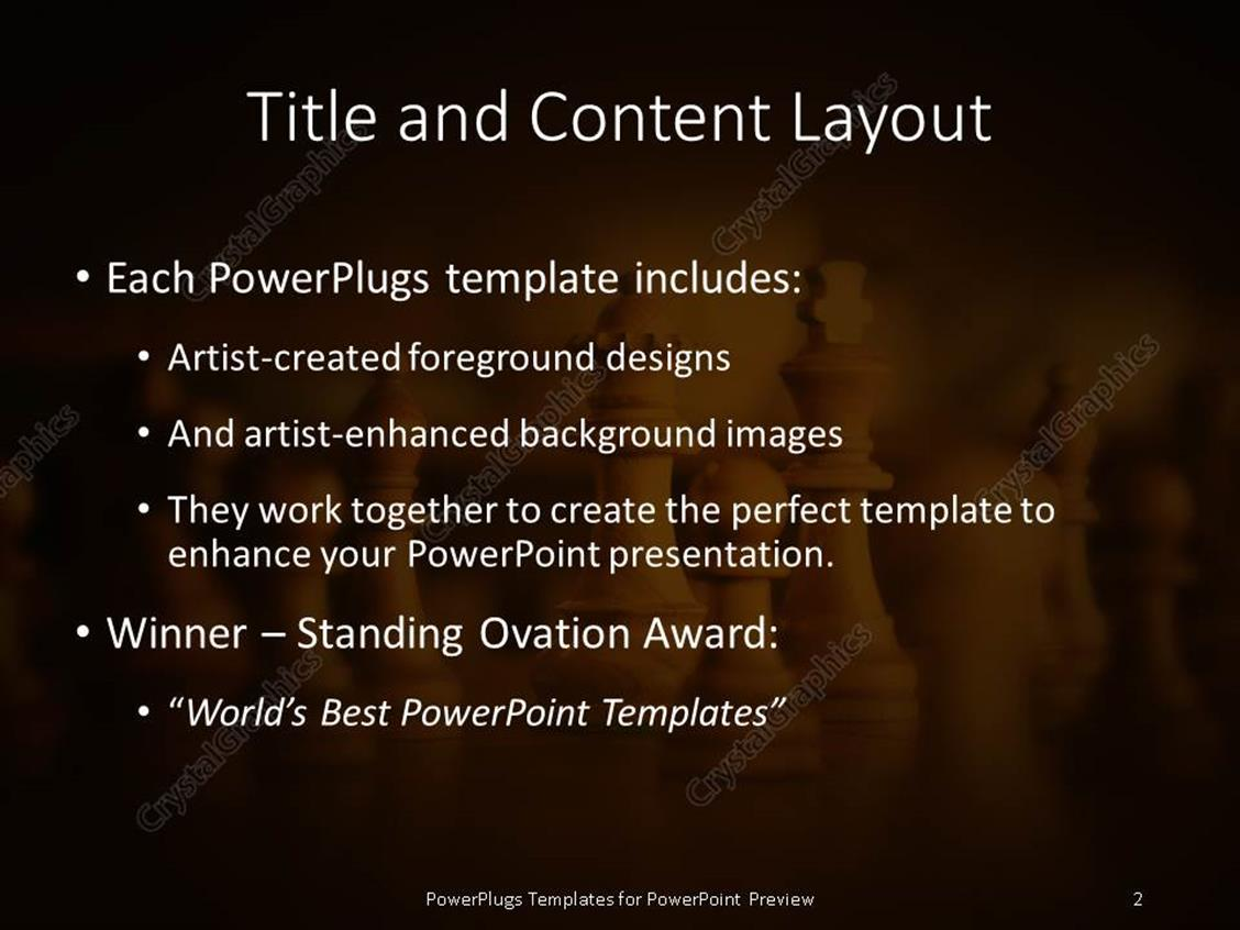 Powerpoint template close up of wooden queen and king chess piece powerpoint products templates secure toneelgroepblik Images