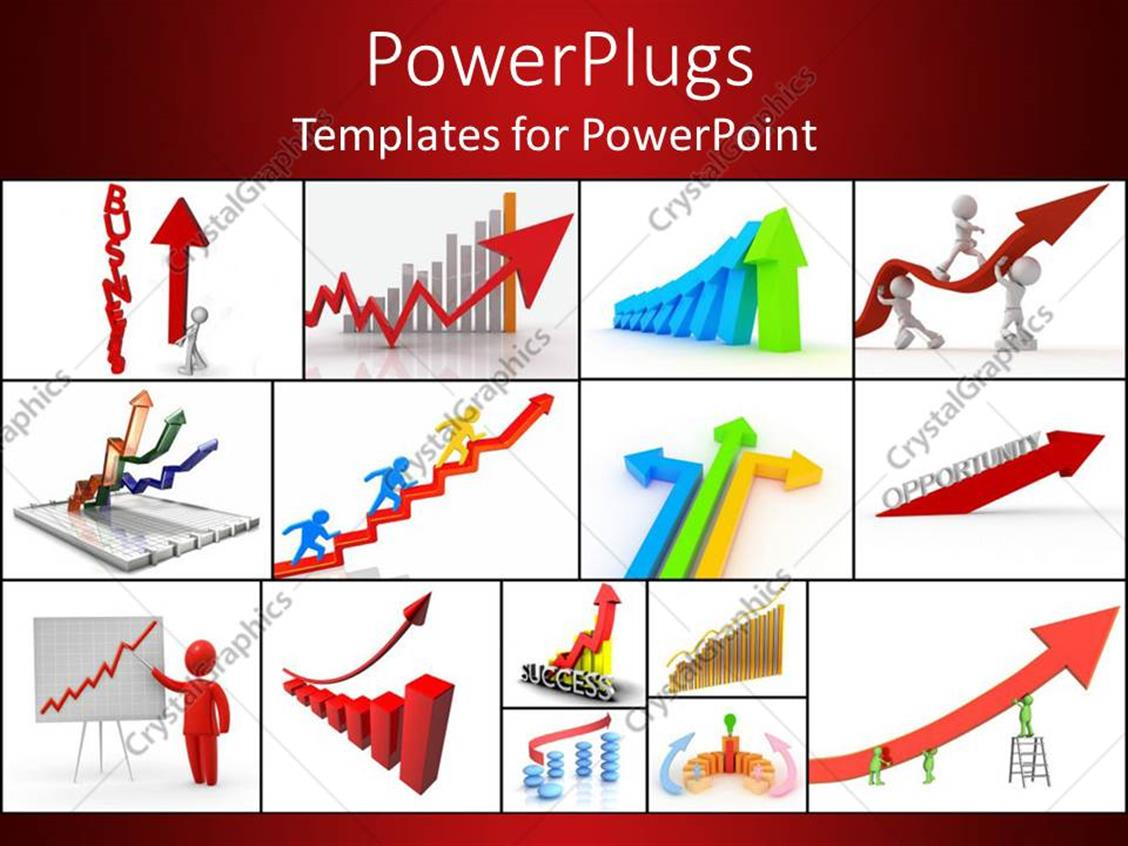 Powerpoint template a collection of various business concepts in powerpoint template displaying a collection of various business concepts in from of graphics toneelgroepblik Gallery