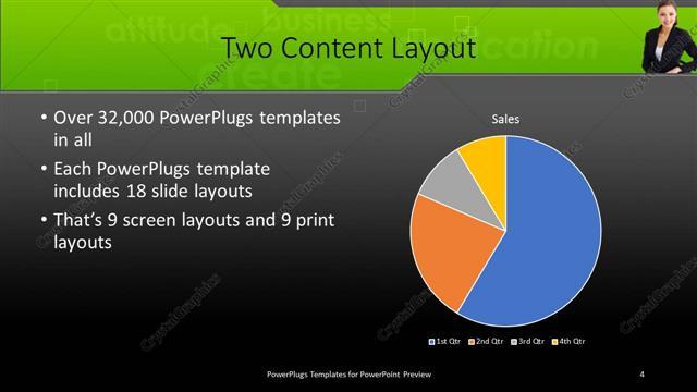PPT Template - Title Slide