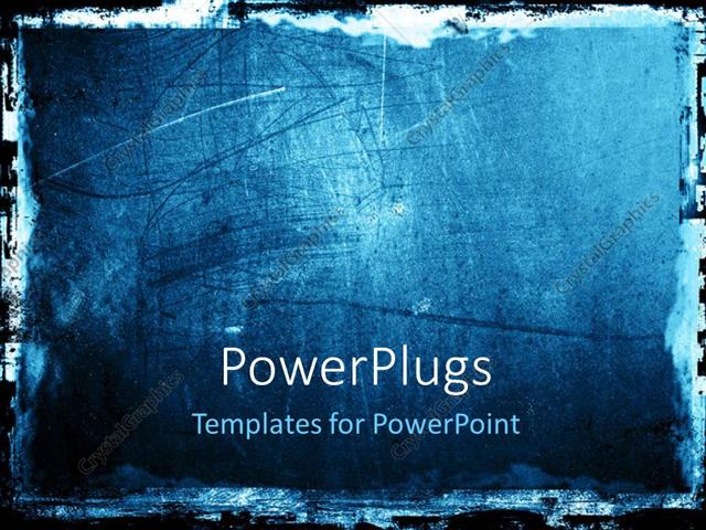 Powerpoint template dark grunge textured background with border 15265 powerpoint template displaying dark grunge textured background with border toneelgroepblik Images