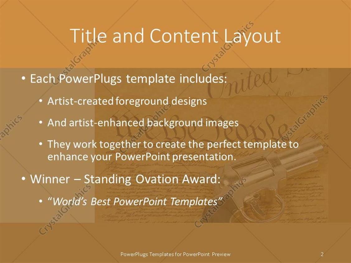 Powerpoint template declaration of independence paper we the people powerpoint products templates secure toneelgroepblik Image collections