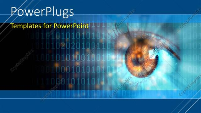 Powerpoint Template Digital Vision 9472