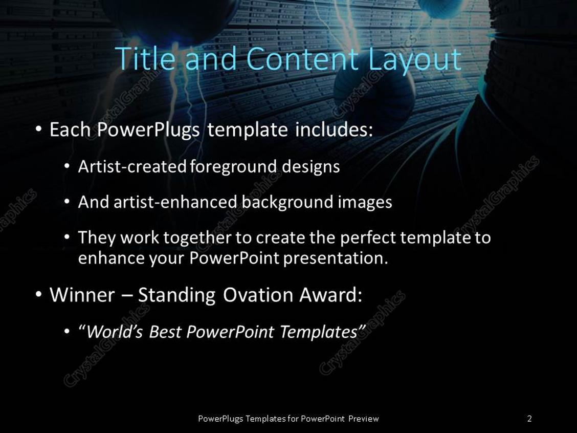 Powerpoint template electric spheres entering abstract tunnel powerpoint products templates secure toneelgroepblik Image collections