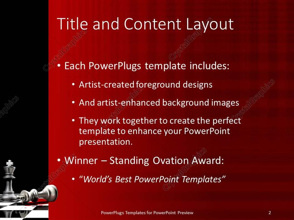 Powerpoint template fallen king chess piece beside upright piece powerpoint products templates secure toneelgroepblik Images