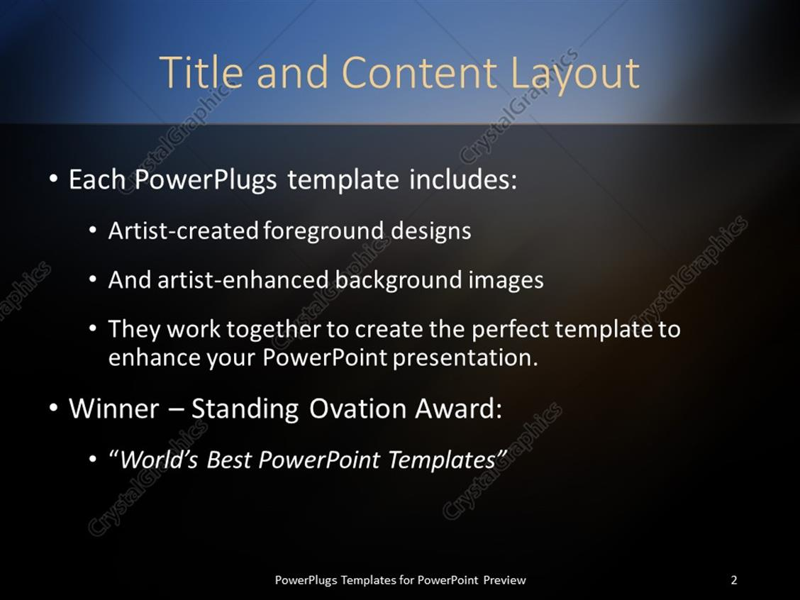 Powerpoint template futuristic technology abstract stripe powerpoint products templates secure standing ovation award toneelgroepblik Images
