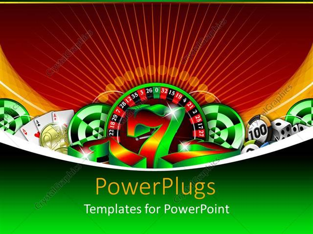 Gambling powerpoint template bot casino roulette