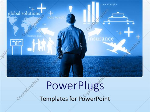 Powerpoint template globalization business factors power of mind powerpoint template displaying globalization business factors power of mind blue background toneelgroepblik Choice Image