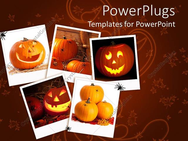 photo collage template powerpoint