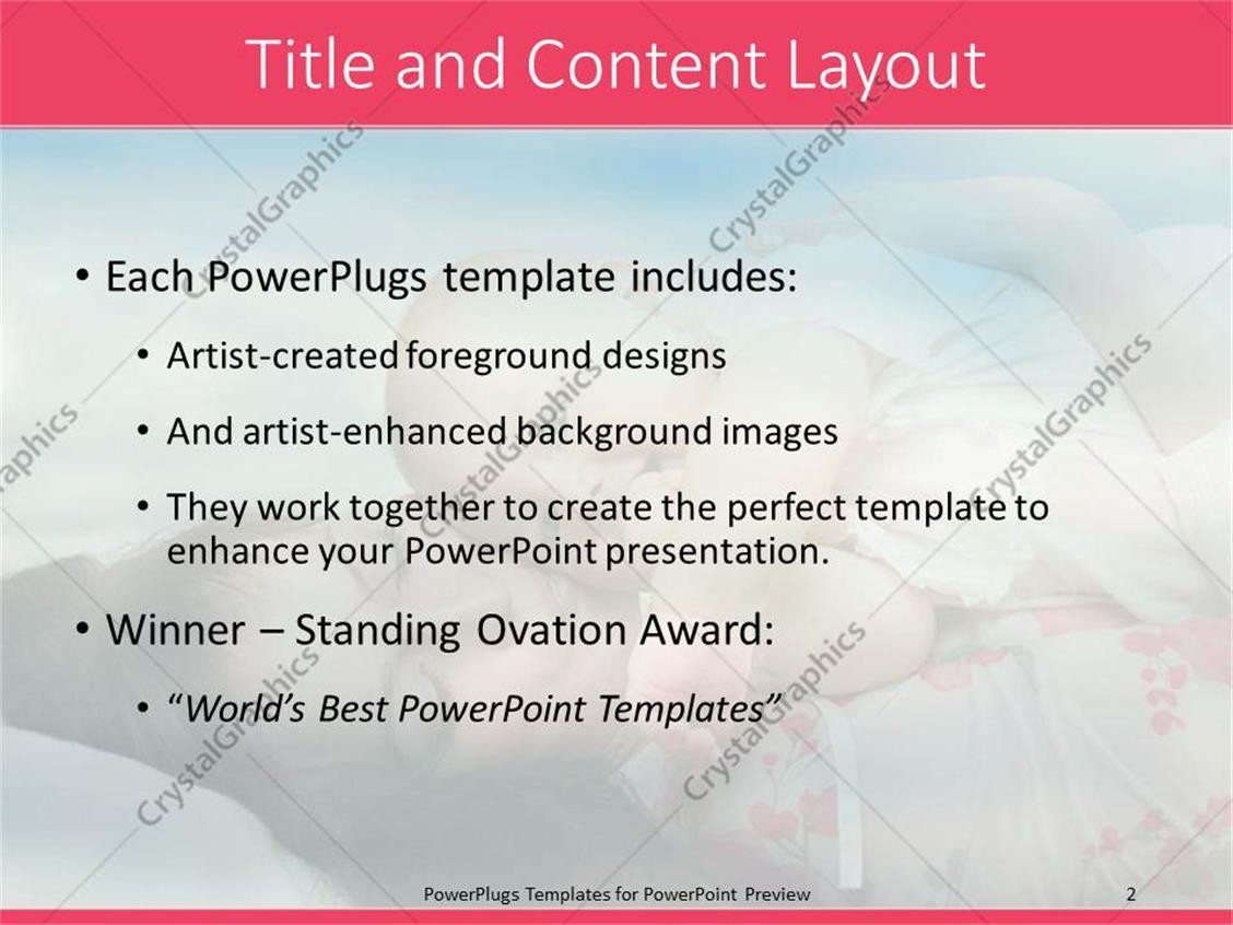 Cute Baby Powerpoint Templates Ideas - Entry Level Resume Templates ...