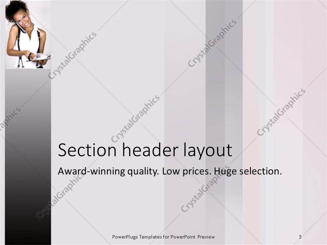 Pretty anatomy powerpoint templates gallery examples powerpoint template happy woman holding cell phone with cheek alramifo Choice Image