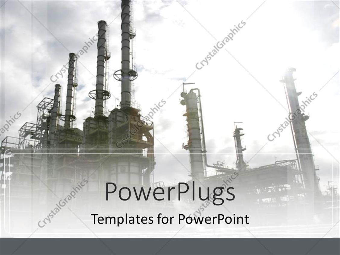 Industrial powerpoint templates images templates example free download magnificent industrial powerpoint templates pictures inspiration powerpoint template industrial depiction of oil industry plant on alramifo toneelgroepblik Images