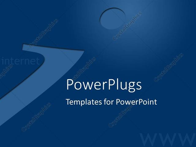 Powerpoint template an information technology background with place powerpoint template displaying an information technology background with place for text toneelgroepblik Images