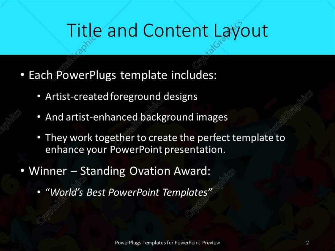 Powerpoint template jumble of numbers and math signs in various powerpoint products templates secure alramifo Images