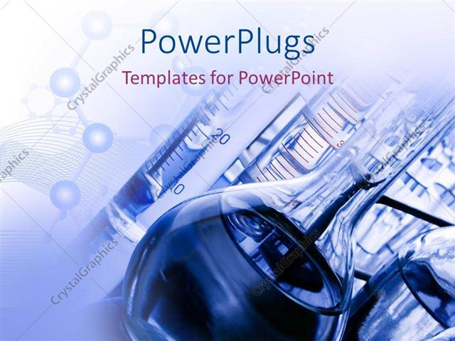 Powerpoint template laboratory with chemicals and test tubes to powerpoint template displaying laboratory with chemicals and test tubes to perform scientific research toneelgroepblik Image collections