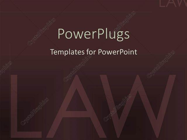 chocolate powerpoint templates