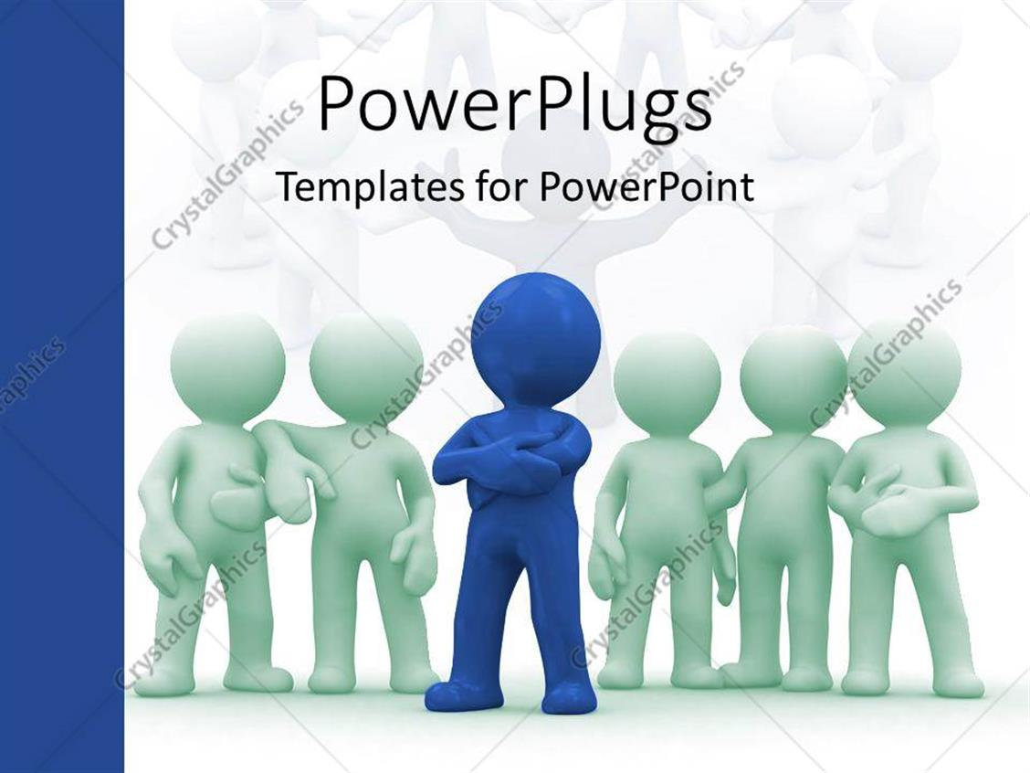 Powerpoint template leadership and responsibility to build powerpoint template displaying leadership and responsibility to build together a hardworking team on a white background alramifo Images