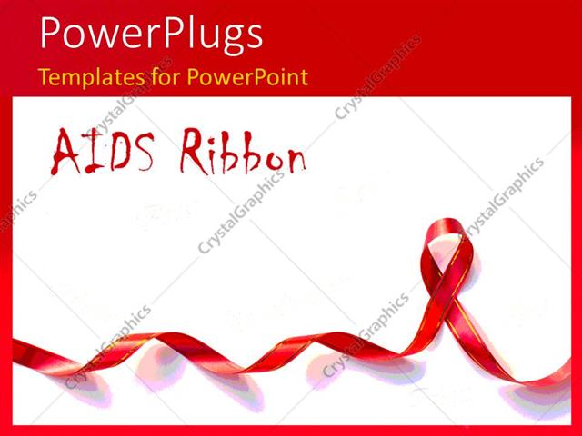 Powerpoint template a long red ribbon and a text that spell out the powerpoint template displaying a long red ribbon and a text that spell out the words toneelgroepblik Images